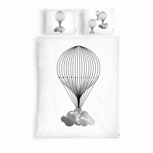 Pościel Balony Black&White Cocon Cotton