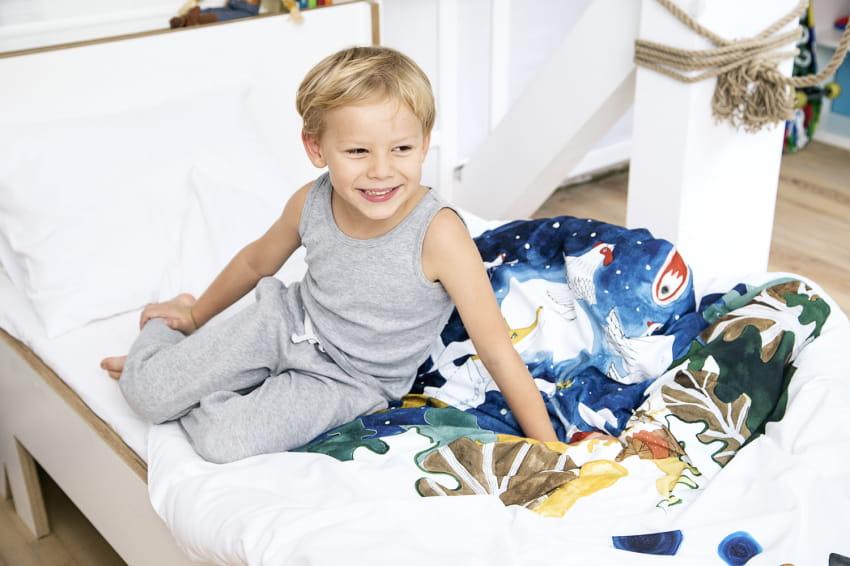[Obrazek: Posciel-dla-dzieci-spiacy-lis-Foonka-Hayka-dziecko2.jpg]